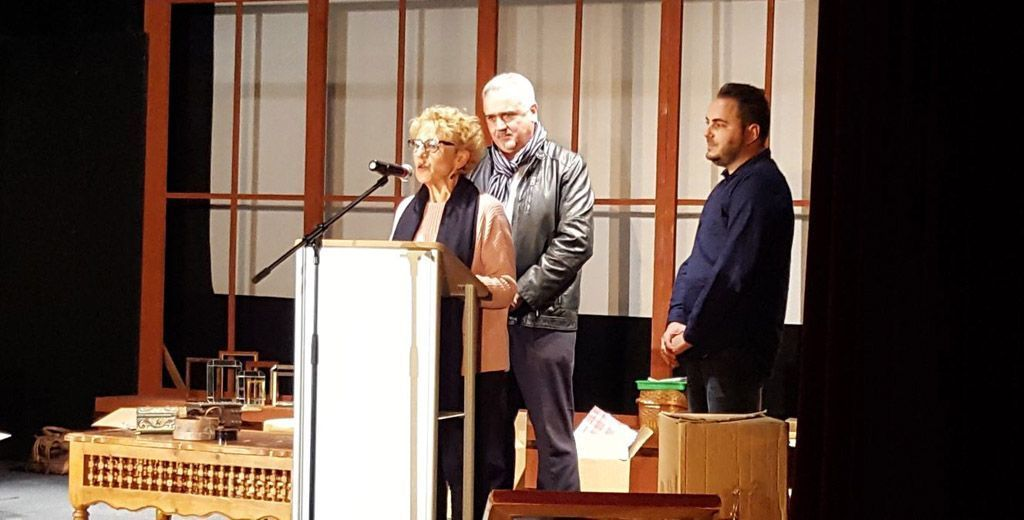 Premios muy repartido en el certamen de teatro Estrella Gil de Moratalla