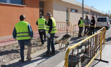 Contratación de personas desempleadas en Bullas dentro del Programa de Empleo Público Local