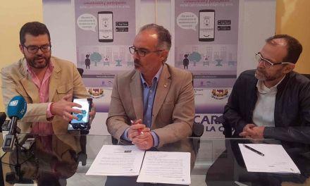 El Ayuntamiento de Caravaca presenta la aplicación móvil 'Cuida Caravaca' para la comunicación y gestión de incidencias