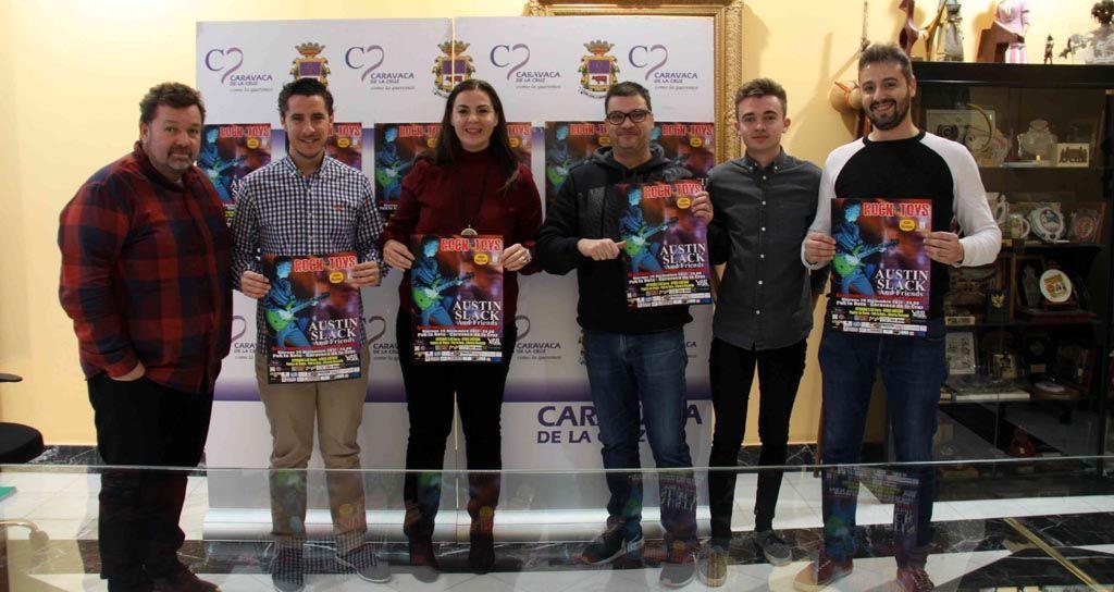 La Concejalía de Servicios Sociales de Caravaca presenta iniciativas solidarias de recogida de juguetes