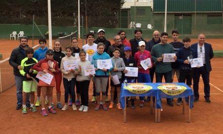 """El """"Torneo de Tenis Postres Reina"""" vuelve a ser un éxito en su quinta edición"""