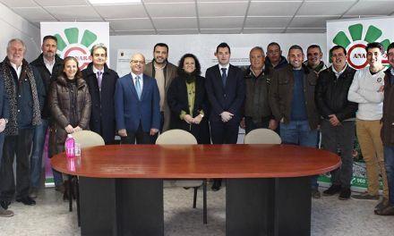 Firmado un convenio por el que se construirá una intersección para el tráfico en la Cañada García