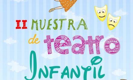 La II Muestra de Teatro Infantil se celebra del 29 de diciembre al 2 de enero
