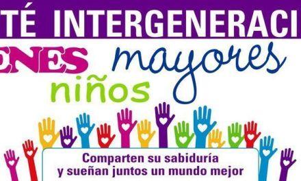 Niños, jóvenes y personas mayores sueñan juntos el 15 de diciembre un mundo mejor