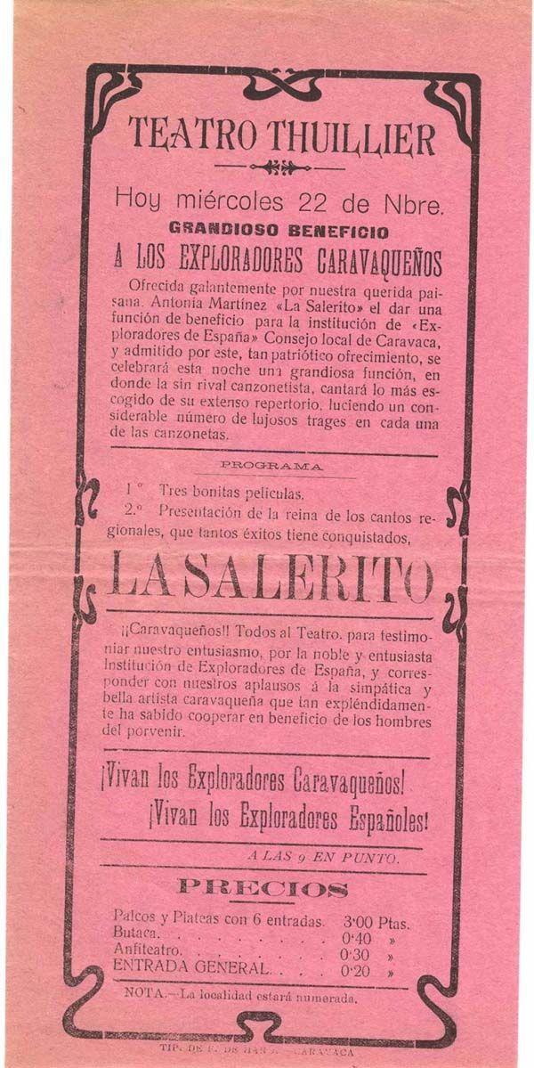 Festival La Salerito en Caravaca