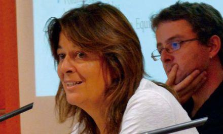 """""""Es tremendo que los pacientes del Noroeste tengan que ser hospitalizados en el Hospital Psiquiátrico Román Alberca a mas de 80 kilómetros de distancia"""", Teresa Martín"""