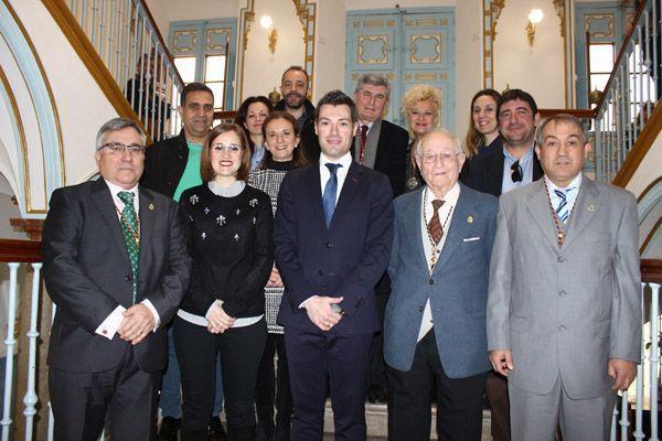 """Francisco Jesús Hidalgo García, nombrado """"Cronista Auxiliar de Cehegín"""""""