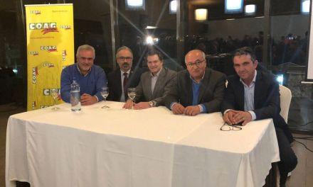 El Alcalde de Moratalla aboga en la Asamblea comarcal de COAG-IR por mayor apoyo a la agricultura de secano y de plantaciones aromáticas