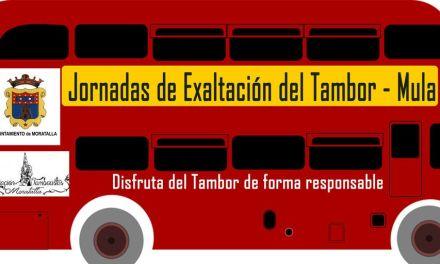 Se fletarán autobuses hacia Mula durante todo el fin de semana de la Exaltación del Tambor