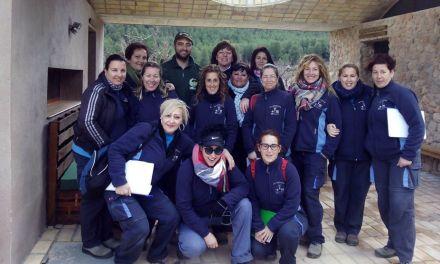 Las alumnas del Taller de Empleo y Formación 'Jardines de Bullas' conocen el Proyecto Virere
