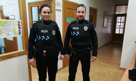 Adquisición de nuevos chalecos de protección para la Policía Local de Bullas