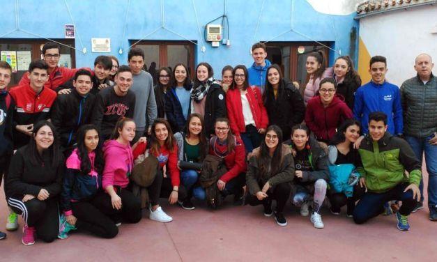 Juventud Caravaca desarrolla la undécima edición del programa de prevención de drogodependencias 'Viaje saludable'