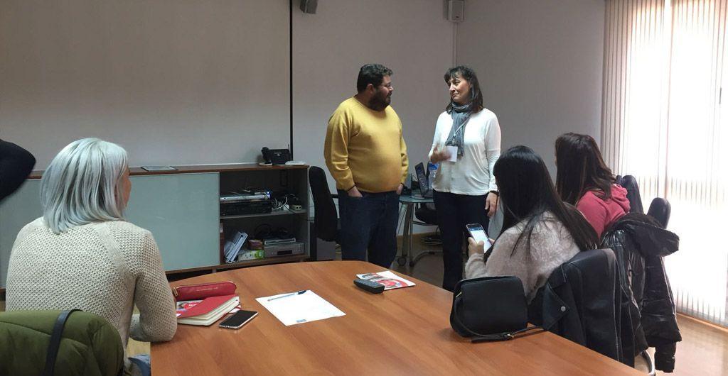 El Programa 'Gira Mujeres' para el apoyo a emprendedoras se está desarrollando esta semana en Moratalla