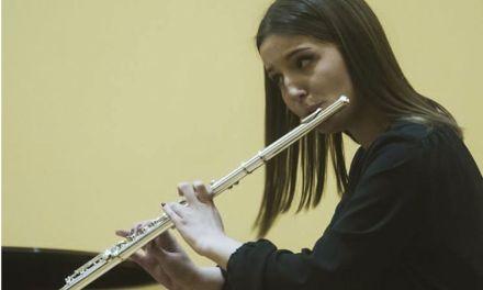 La flautista de Bullas María Dolores Valverde Muñoz