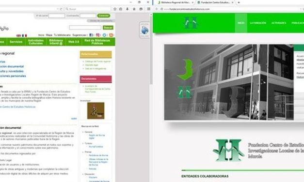 La Comunidad y la Fundación Centro de Estudios Históricos e Investigaciones Locales ofrecen 3.332 publicaciones de la historia de los municipios