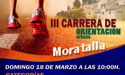 III Carrera de Orientación en Moratalla