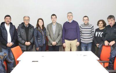 El Ayuntamiento de Cehegín cede una parcela a AFEMNOR para su taller de jardinería