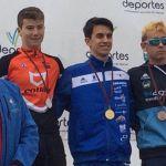 Sebastián del Amor, campeón regional duatlón escolar