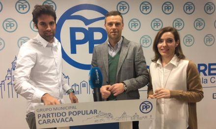 El PP acusa a José Moreno de esconder su incapacidad con un acto populista plagado de manipulación y ataques