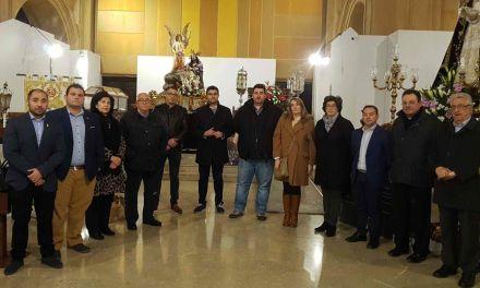 Abre sus puertas la exposición de la Semana Santa de Caravaca de la Cruz en la Compañía de Jesús