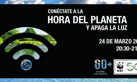 El Ayuntamiento de Bullas se suma a la Hora del Planeta 2018