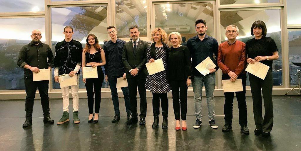 El calasparreño Ángel Rodríguez, formado en el Conservatorio de Caravaca, recibe el Premio Extraordinario de Enseñanzas Artísticas