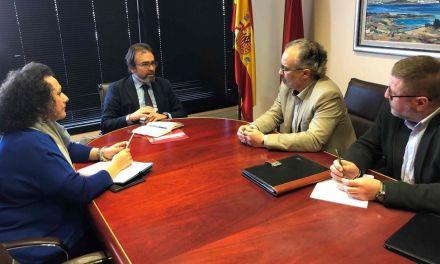 El Ayuntamiento de Caravaca traslada a Fomento la necesidad de acometer la Autovía del Norte y otras propuestas en materia de infraestructuras
