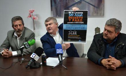 El Ayuntamiento de Calasparra apoyará la manifestación de regantes del 7M en Madrid