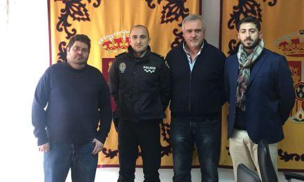 Ha tomado posesión un nuevo integrante de la Policía Local de Moratalla