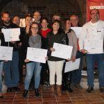 Entregados los reconocimientos a restaurantes y bodegas que participaron en las cenas maridaje de VINarte