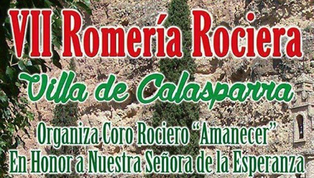 """VII Romería Rociera """"Villa de Calasparra"""""""