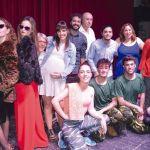 Almagra Teatro, Grupo Luna y Patio de Comedias llenan 'Mula Escena'