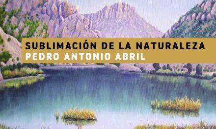 El Plan de Espacios Expositivos lleva a Calasparra los paisajes de Pedro Antonio Abril