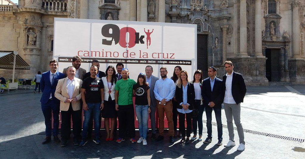 La segunda edición del '90K Camino de la Cruz' se celebrará el 6 de octubre con el objetivo de aunar deporte, naturaleza y turismo