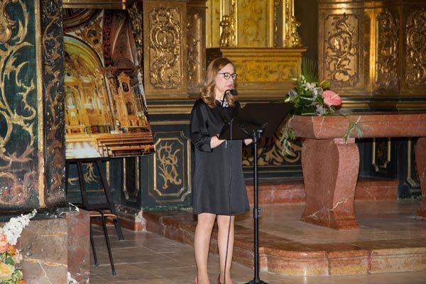 Ana Vacas, proyecto y comisariado