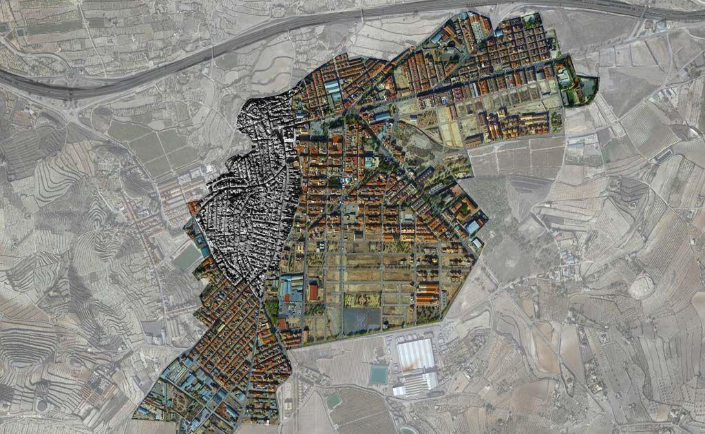La descontextualización de la ciudad