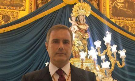 Alfonso Ciudad González, reelegido Presidente de la Hermandad de la Virgen de las Maravillas, de Cehegín