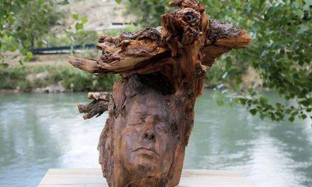 Noemí Yepes presenta su exposición «Ododua. Las raíces de nuestra naturaleza» en Bullas