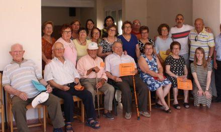 Taller de Prevención de la Dependencia dirigido a personas mayores de La Copa