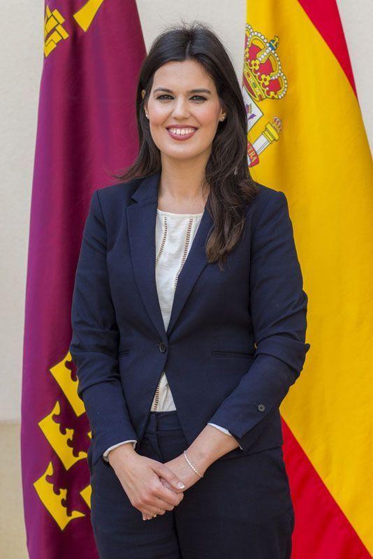 Miriam Guardiola, consejera de Turismo y Cultura