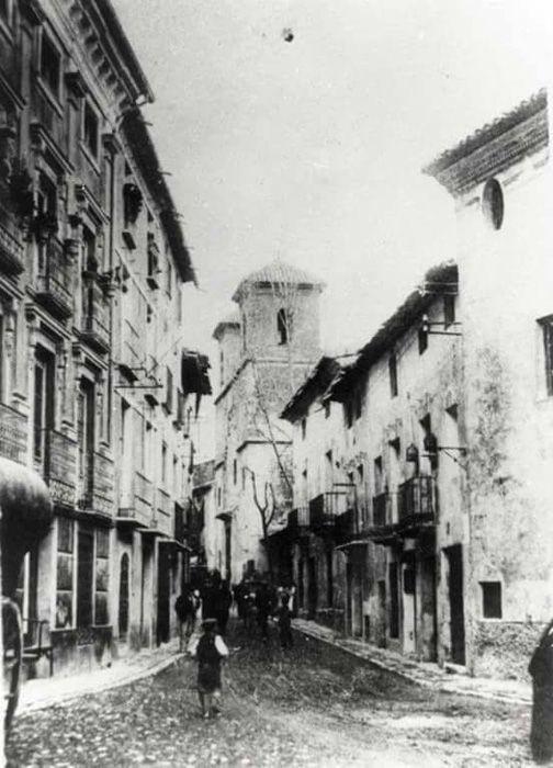 Casa de la Encomienda, primer tercio siglo XX