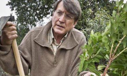 """""""De momento he plantado 25.000 árboles, es decir uno por cada día que he vivido"""", Joaquín Araujo impartirá una conferencia en Caravaca el jueves 21"""