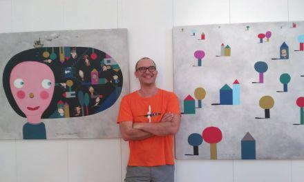 La obra de Moisés Yagües se expondrá en Moratalla incluida en el Plan de Espacios Expositivos