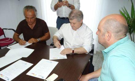 El Ayuntamiento de Calasparra y ANSE firman un convenio de Custodia del Territorio en el marco del LIFE+Ripisilvanatura