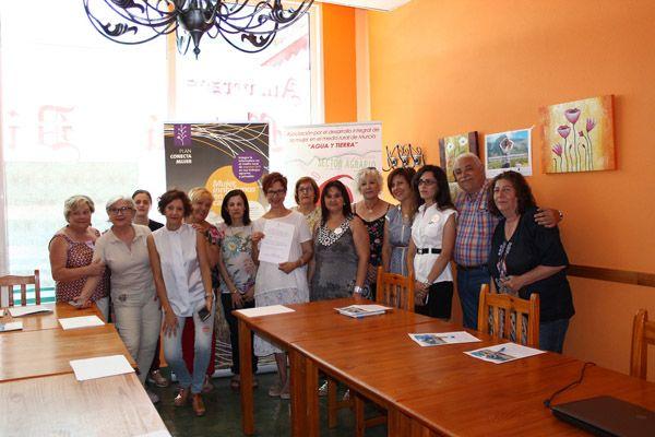 La Asociación Agua y Tierra celebra una jornada de empoderamiento femenino en el medio rural