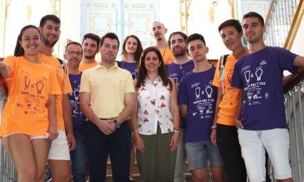 Ocho jóvenes desarrollan en Cehegín labores de voluntariado en el Campo de Servicio 'Como Sal y Luz'