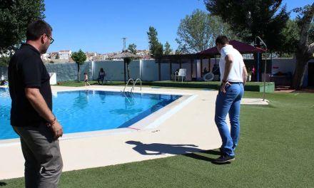 En marcha la temporada de la piscina de verano en Cehegín, que presenta varias mejoras