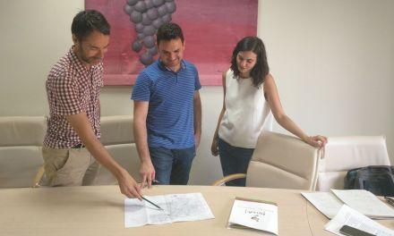 Los técnicos del Plan de Movilidad Urbana Sostenible de Bullas mantienen diferentes reuniones para comenzar su redacción