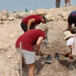 Nueva campaña de excavaciones arqueológicas en la Villa Romana de Los Cantos