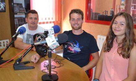 Dos palistas de la Escuela de Piragüismo de Calasparra, clasificados para el Europeo de Slalom Olímpico